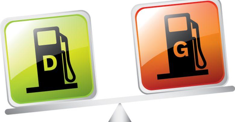 گازوئیل یا بنزین