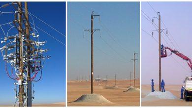 سیستم های توزیع برق اولیه و ثانویه