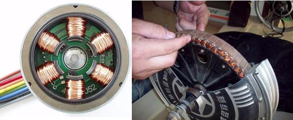موتور BLDC چیست؟