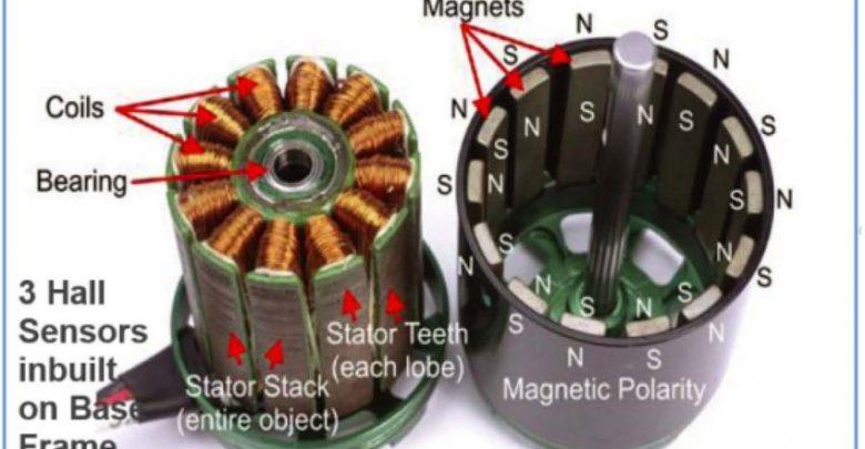 موتور BLDC