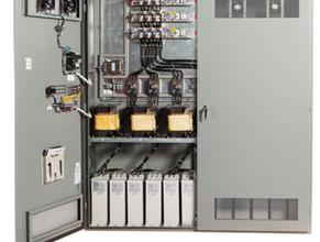 شکل ۴ - بانک خازنی ولتاژ پایین