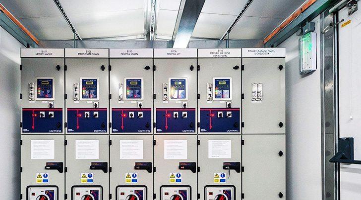 طراحی و نصب تابلو های فشار متوسط(MV)