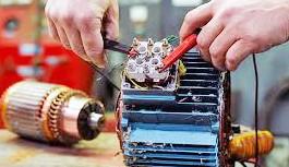 تصویر تعمیر و نگهداری موتور القایی – خطاهای روتور واستاتور