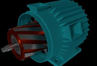 Photo of ساختمان موتور القایی سه فاز- ساختمان موتور آسنکرون