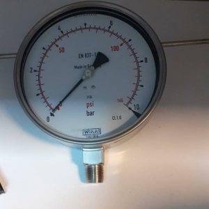 گیج فشار ویکا 16 سانت